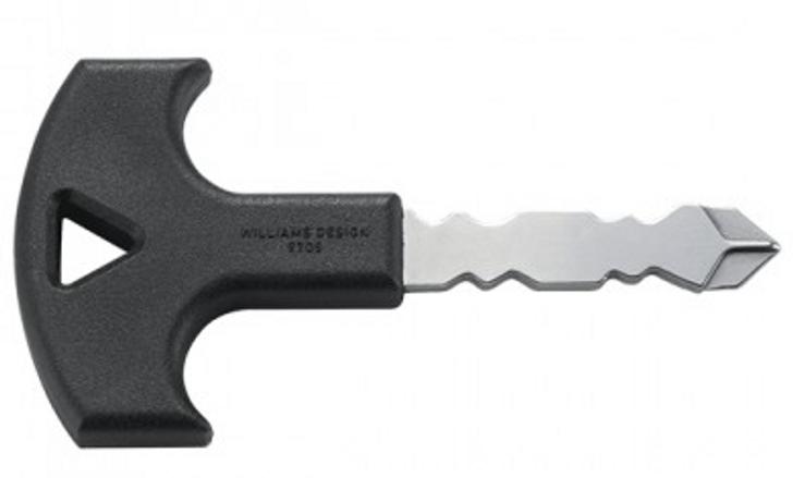 CRKT Williams Tactical Key - Black