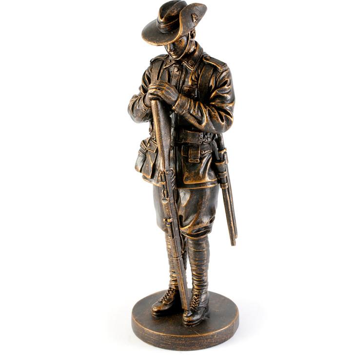 Miniature Reversed Arms Digger Figurine