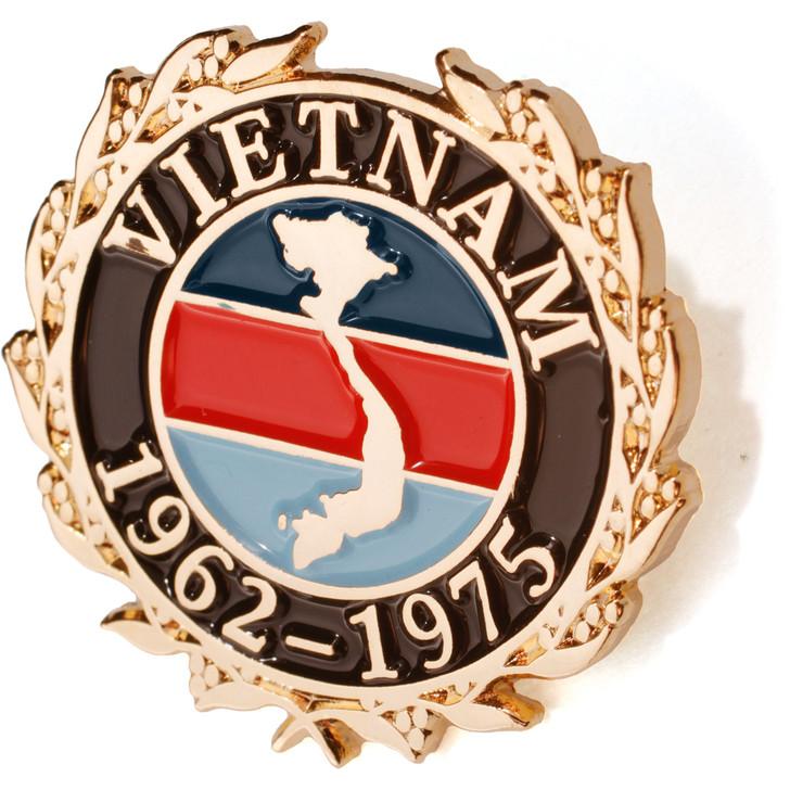 Vietnam Tri Colour 62-75 badge (Vietnam badge 2020)