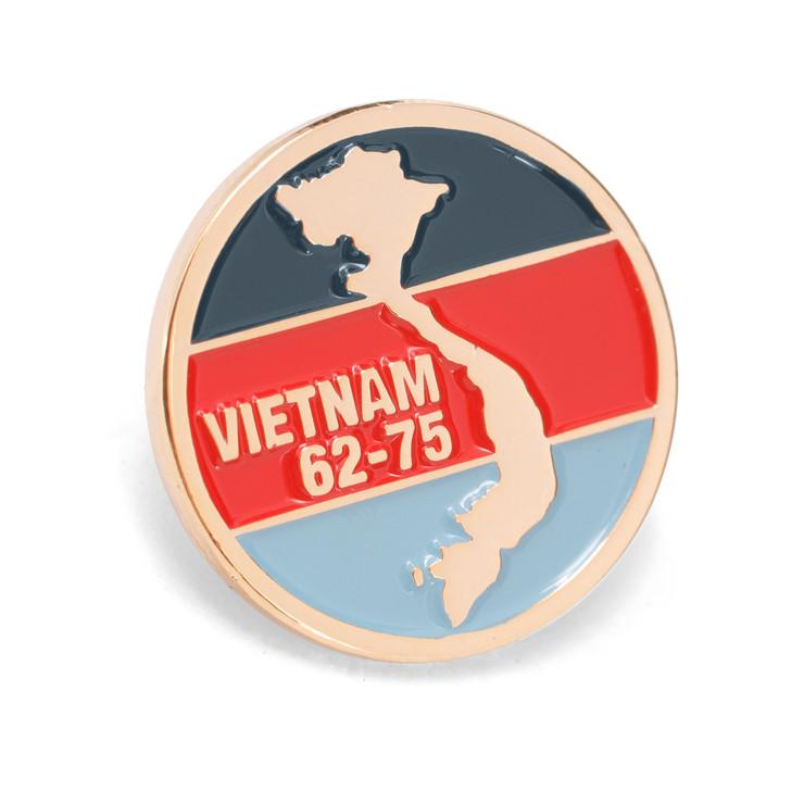 Vietnam Tri Colour Service Badge