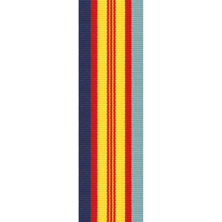 Vietnam Medal 1964-1973 (ribbon only) per cm