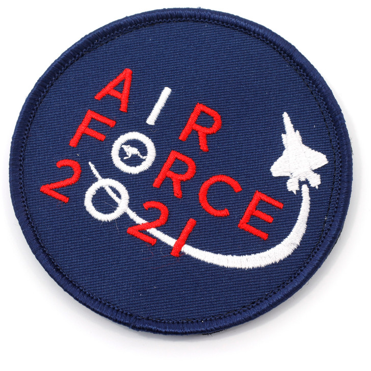 Air Force 100 Embroidered Patch - 90x90
