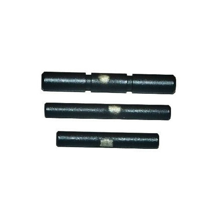 Centennial Defense Systems Stainless Steel Pin Kit For Glock Gen 1-5 Black Cerakote