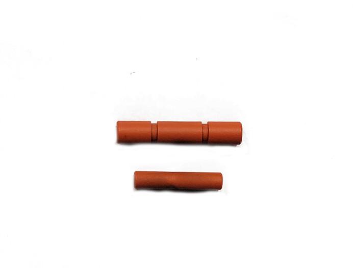 Centennial Defense Systems Stainless Steel Pin Kit For Glock 43,43X,48 Hi-Viz Orange Cerakote