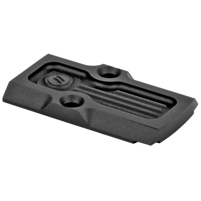 ZEV Technologies Aluminum RMR Slide Cover Plate Black For Glock