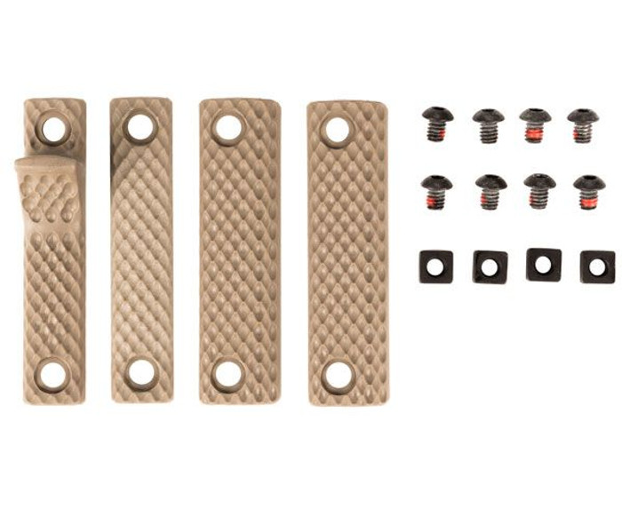Knights Armament Rail Panel Kit URX FDE