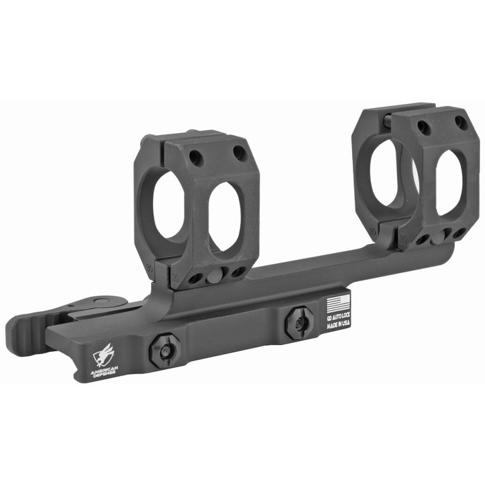 """Copy of American Defense 1-Piece 30mm Scope Mount With 2"""" Offset"""