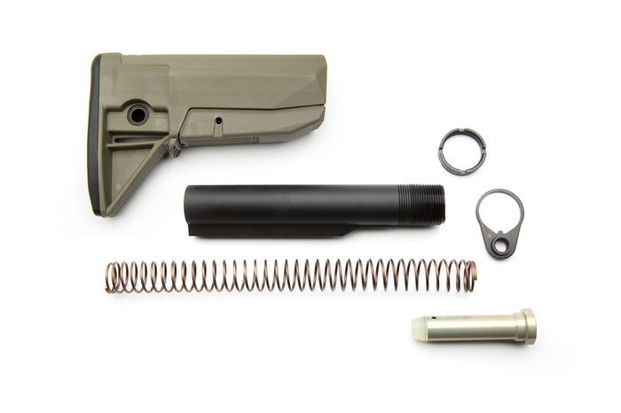 Bravo Company BCMGunfighter Stock Kit MOD 0 For AR15/M4 Foliage