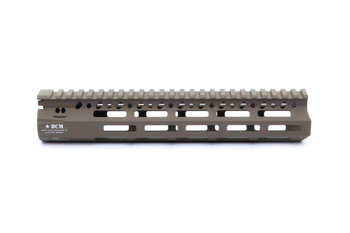 "Bravo Company MCMR-10 (M-LOK Compatible Modular Rail) 10.5"" FDE"