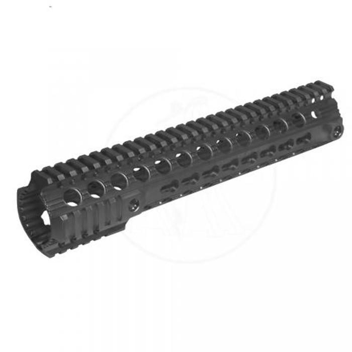 "Troy Ind. SDMR KeyMod Battle Rail 11"" For AR15/M4 Black"