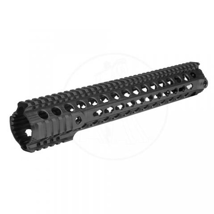 "Troy Ind. SDMR KeyMod Battle Rail 13"" For AR15/M4 Black"