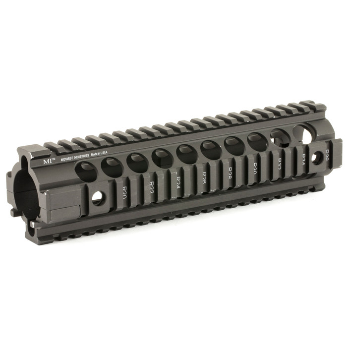 """Midwest Ind. 2 Piece Free Float Handguard 9"""" AR15/M4"""