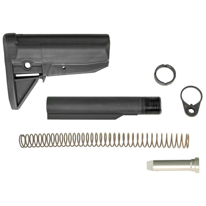 Bravo Company BCMGunfighter Stock Kit MOD 0 For AR15/M4 Black
