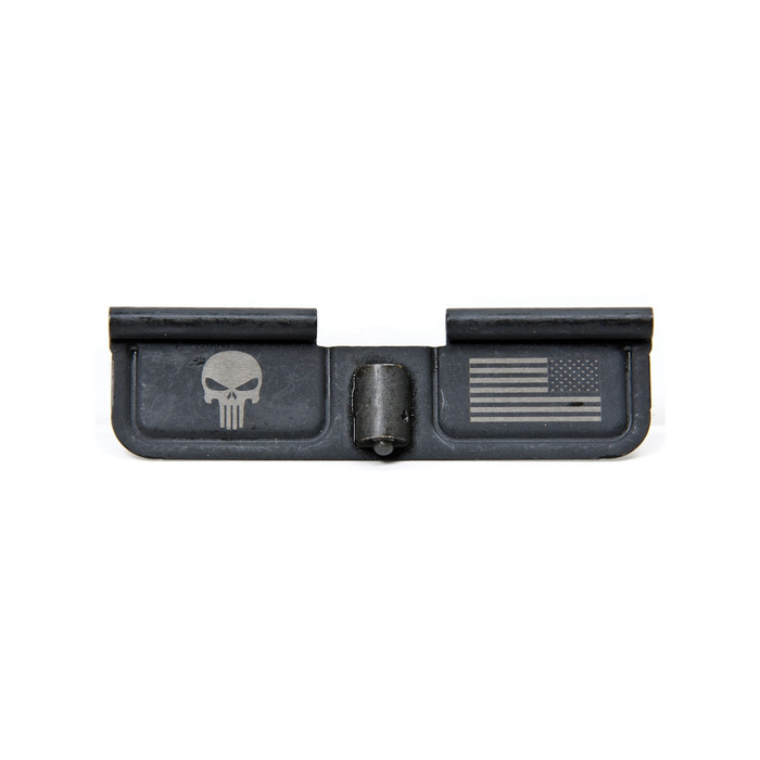 Spikes Tactical Ejection Port Door Punisher And Flag