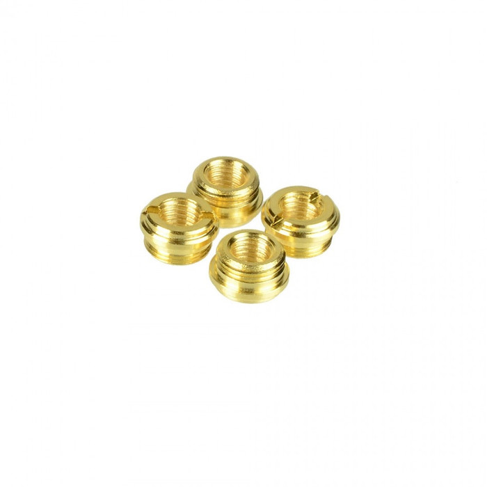 Strike Industries 1911 Slim Grip Screw Bushings Gold