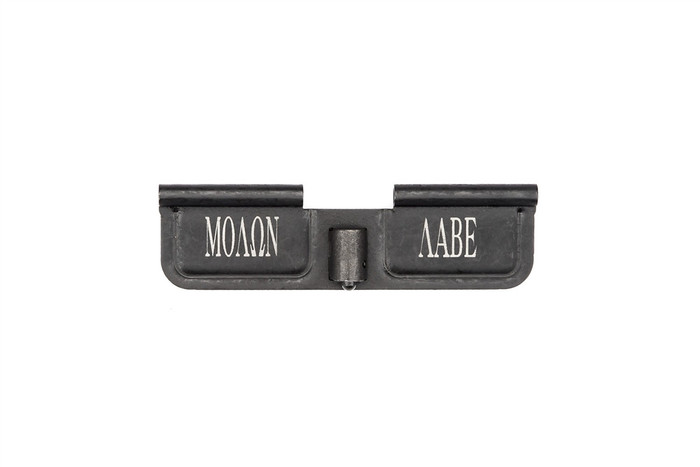 Spikes Tactical Ejection Port Door Molon Labe