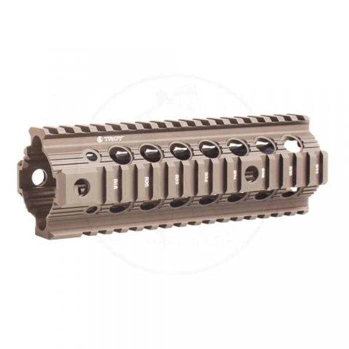 """Troy Ind. Bravo Rail 7.2"""" For AR15/M4 FDE"""