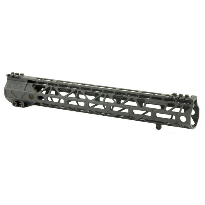 "Battle Arms Development Rigidrail M-LOK AR15/M16 Rail 13.7"" Black"