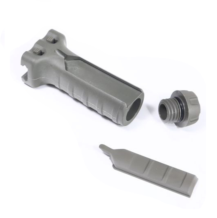 Tango Down Vertical Foregrip With ITI Pocket Foliage