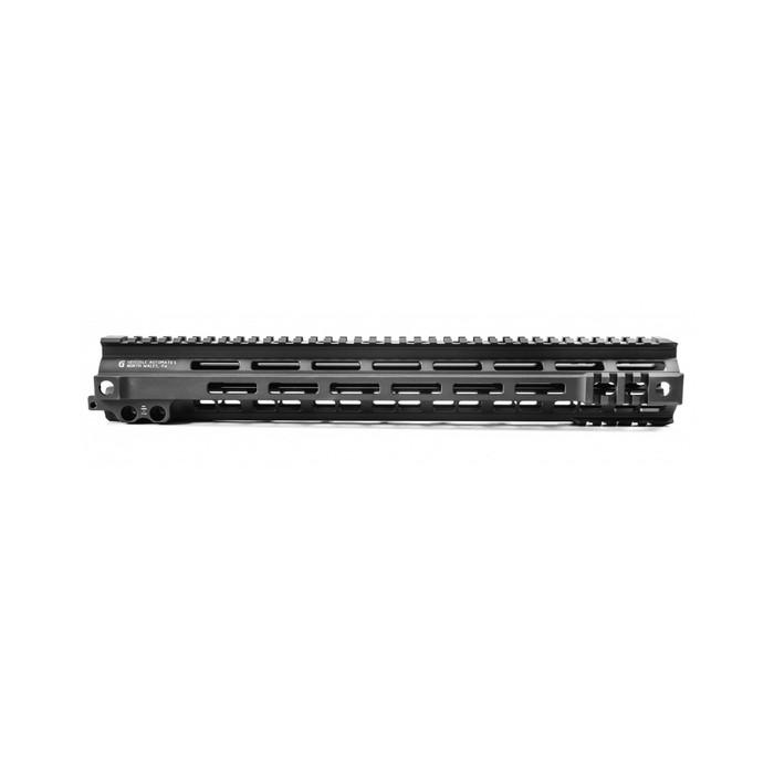 "Geissele Super Modular Rail MK4 M-LOK 15"" Black"
