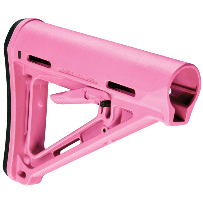 Magpul MOE Carbine Stock Commercial-Spec AR15/M4 Pink