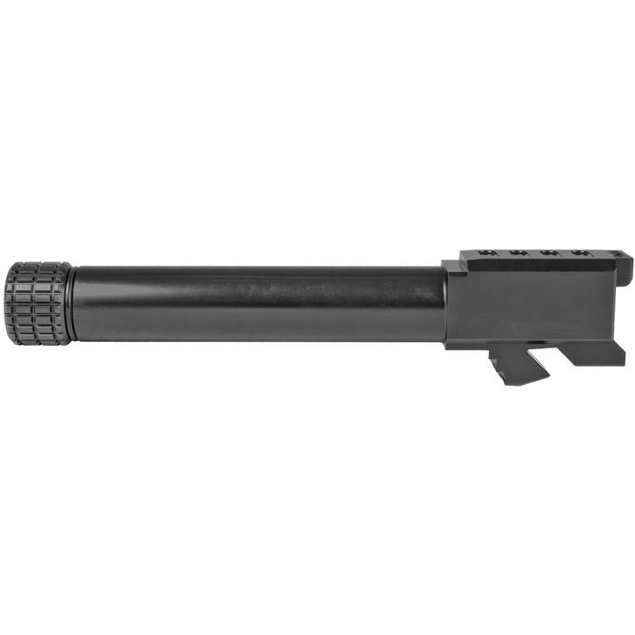 Grey Ghost Precision Glock 19 Gen 3/4 Threaded Barrel Black Nitride