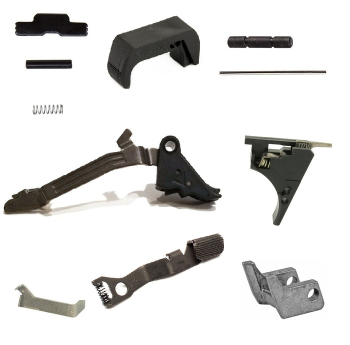 Tango Down Lower Frame Parts Kit For Glock 43