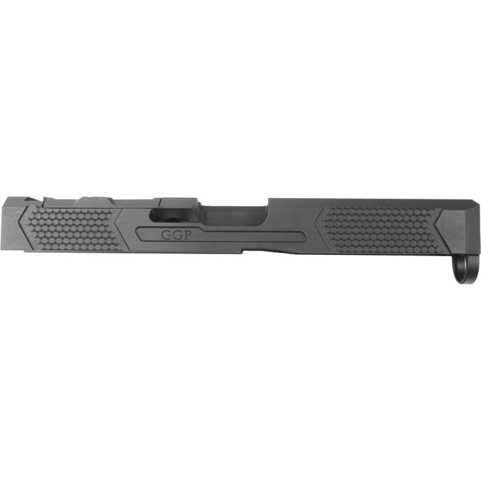 Grey Ghost Precision Gen 5 Glock 17 Stripped Slide V4