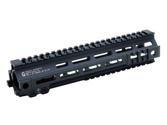 "Geissele Super Modular Rail MK4 Federal M-LOK 10"" Black"