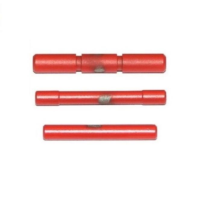Centennial Defense Systems Stainless Steel Pin Kit For Glock Gen 1-5 Red Cerakote