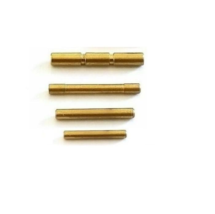 Centennial Defense Systems Stainless Steel Pin Kit For Glock Gen 1-5 TiN (Gold)