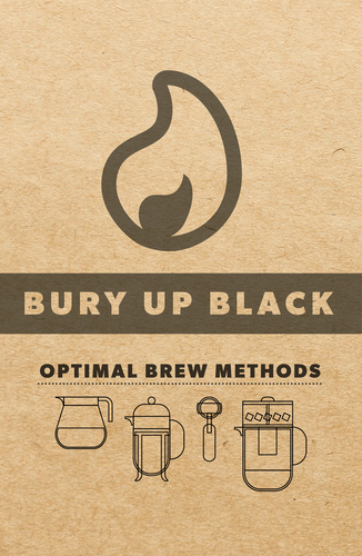 Bury Up Black Recommended Brewing