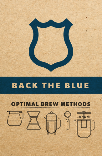Back The Blue Brewing Method Recommendation