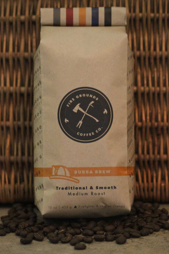 Bubba Brew is our signature medium coffee air roasted at 430 degrees. Caramel and Almond Notes. Traditional and Smooth.