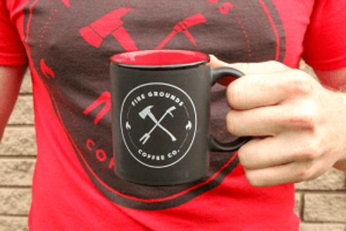 Fire Grounds Coffee Company Mug