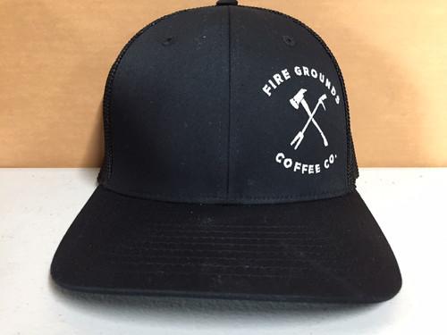 Fire Grounds Flex Fit Hat