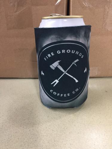 Fire Grounds Coffee Co Koozies