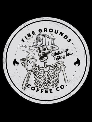 Fire Grounds Vintage T Shirt