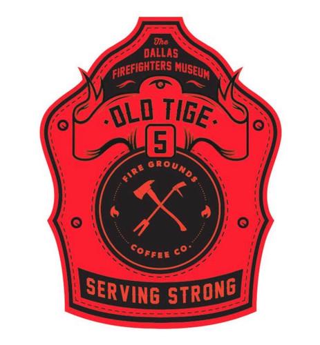 Fire Grounds  Dallas Firefighter Museum T Shirt