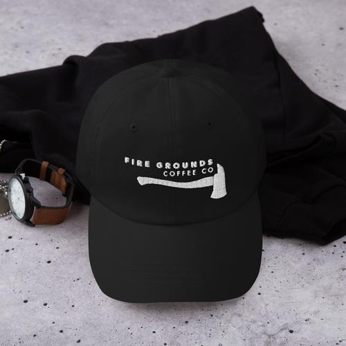 FGCC Black Ball Cap