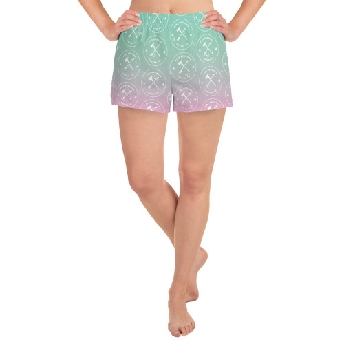 Fire Grounds Athletic Short Shorts