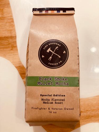 Black Smoke Mullet Mocha (Mocha Flavored Medium Roast)
