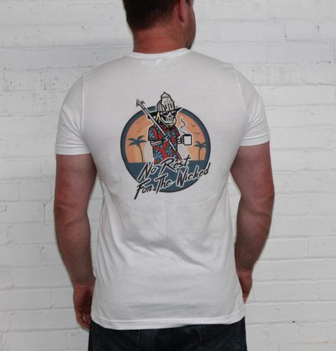 Eddy The Skeleton T Shirt