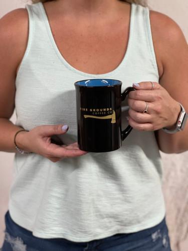 Fire Grounds Coffee Co Mega Mug