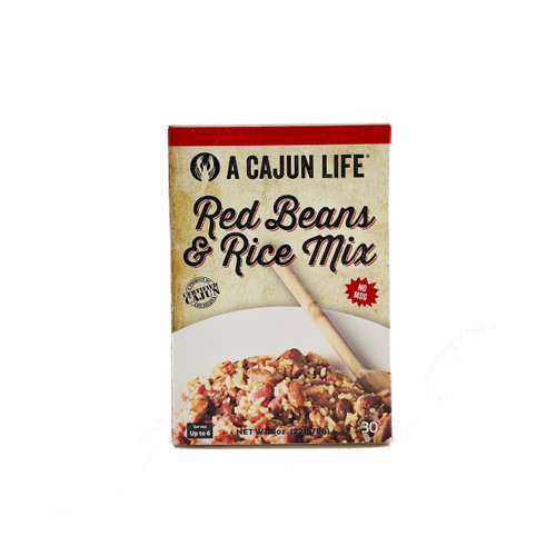 A CAJUN LIFE® Red Beans and Rice Mix