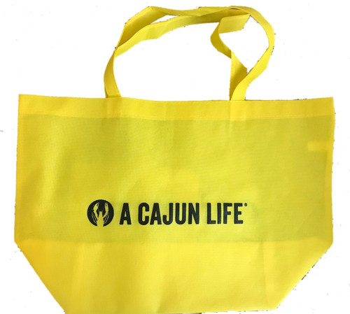 A CAJUN LIFE® Canvas Tote Bag