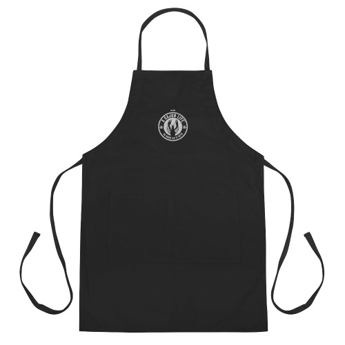 A CAJUN LIFE® Embroidered Apron