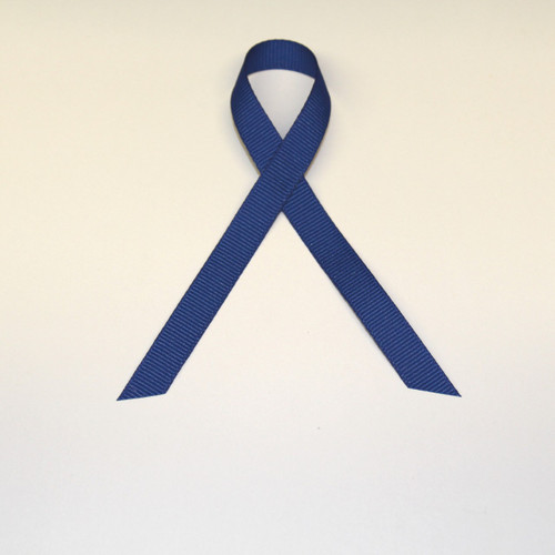 "3/8"" Grosgrain Ribbon Royal Blue"
