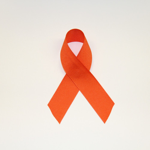 "Size     : 7/8"" Color    : Orange Type    : Grosgrain Length : 50 yard/spool"