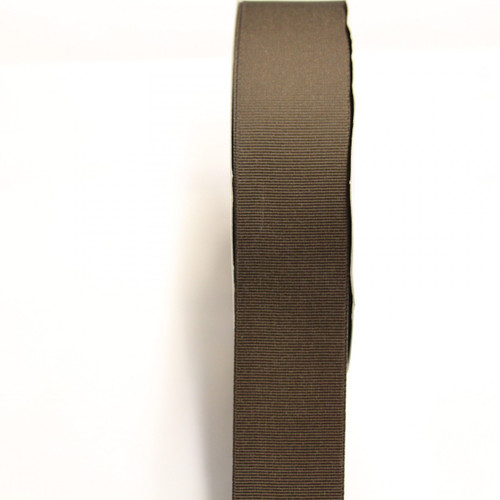 "Size     : 1 1/2"" Color   : Brown Type    : Grosgrain Ribbon Length : 50 yard/spool"